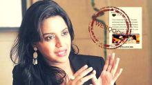 WebQoof: Morphed Screenshot of Swara Bhasker's Tweet Circulated