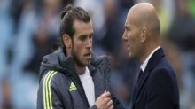 Champions League: Real Madrid coach Zinedine Zidane says Gareth Bale 'didn't want to play' against Manchester City