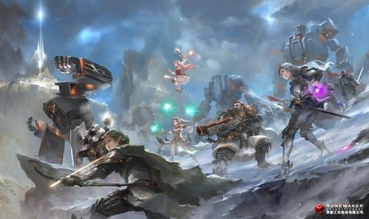 Runewaker to reveal new game next week