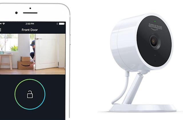 Amazon Key flaw could let a courier disable your Cloud Cam