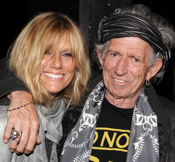 Anita Pallenberg Keith Richards Daughters Wedding.Double Kudos For Keef Keith Richards Turns 70 On His 30th Wedding