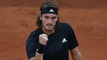 Stefanos Tsitsipas storms past Andrey Rublev to reach French Open semi-finals