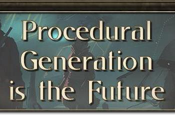 MMO Mechanics: Procedural generation is the future