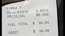 $9.99 a gallon? Officials receive complaints about price gouging at NC gas stations