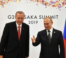 Turkey's Erdogan to visit Moscow after convoy hit in Syria