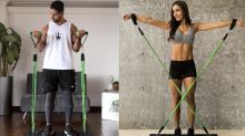 The 'world's first portable gym' from BodyBoss has more than 1,200 reviews - and it's on sale for 30% off