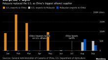 Surprise Fuel Flows Sparked by Raging U.S.-China Trade War