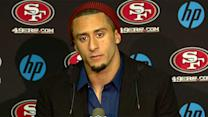 Colin Kaepernick, 49ers on big playoff win