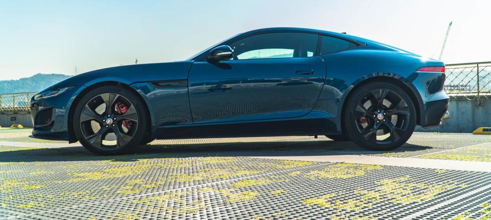 5.0 V8機械增壓猛獸登台首戰
