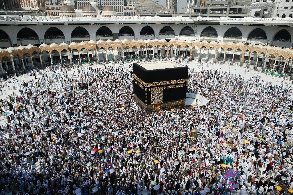 Islam's holiest sites are located in Mecca and nearby Medina cities