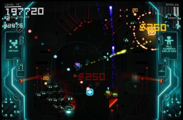 Space shooters Ultratron, Titan Attacks flying to new platforms