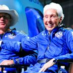 Wally Funk was the only endearing thing about Jeff Bezos' spaceflight