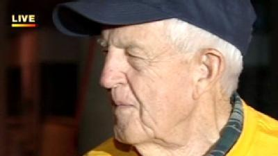 Oldest Vet To Join TFOH Trip