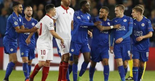Foot - ANG - Leicester - Leicester : Craig Shakespeare défend Jamie Vardy, qualifié de «tricheur» par Samir Nasri