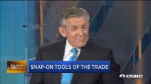 Snap-On CEO: Our business is based on change, and cars ke...