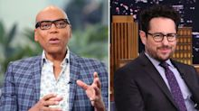 Wait, what?! JJ Abrams and RuPaul are collaborating
