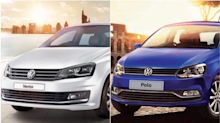 Volkswagen offers attractive deals on Polo and Vento cars