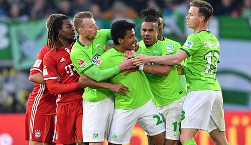 Bundesliga: Wolfsburg: Luiz Gustavo erhält Geldstrafe