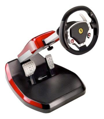 Thrustmaster gets fancy with Ferrari Wireless GT Cockpit 430 Scuderia Edition racing wheel