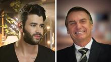 Gusttavo Lima apoia Jair Bolsonaro e armamento do 'cidadão de bem'