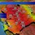 Evening forecast - July 6