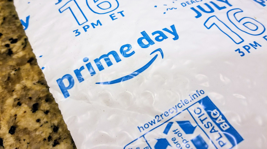 Amazon says Prime Day 'biggest ever'