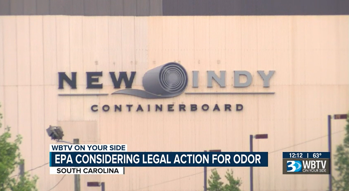 'Our home stinks for many hours': SC women sue pulp mill over 'rotten-egg' odor