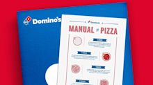 "Domino's cria ""manual da pizza"" para Subway após ""pizza feia"""