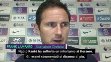 "Lampard: ""Jorginho è nei miei piani"""