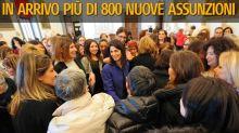 Roma: pronte oltre 800 assunzioni!