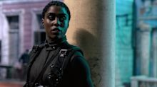 Lashana Lynch felt empowered working on 'No Time To Die'