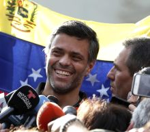 Opposition activist leaves embassy haven to flee Venezuela