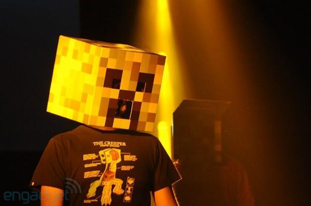 Minecraft coming to PS4 (update: PS3 and PS Vita, too)