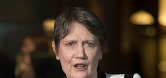 NZ's Helen Clark starts UN campaign tour in Paris