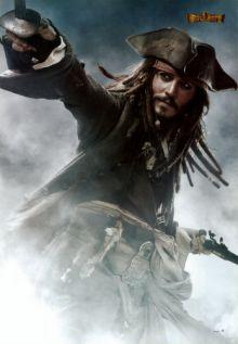 Disney plans to shoot Pirates of the Caribbean 4 in 3D