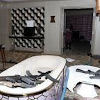 New photographs of Las Vegas shooter's room show more of Stephen Paddock's deadly arsenal