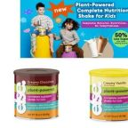 Else Nutrition Pioneers & Launches First of its Kind Whole Foods Plant-Based Kids Complete Nutrition Protein Shakes, as an Alternative for Cow-Milk Options
