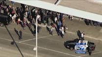 Chicago area residents describe chaos inside LAX during shooting | Midway, O'Hare airport security on 'heightened awareness'