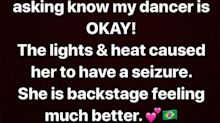Iggy Azalea Speaks Out About Backup Dancer Who Suffered a Seizure After Collapsing on Stage