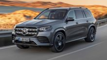 2020 Mercedes-Benz GLS is all-new, debuts 4.0-liter biturbo V8 with EQ Boost