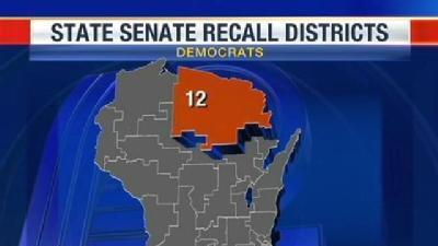 Voters In Two Wisconsin Senate Districts Vote Today