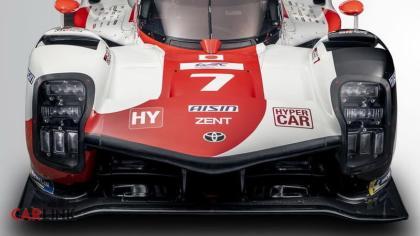 賽車「新神獸」!FIA Hypercar競技新兵「Toyota GR010」發表