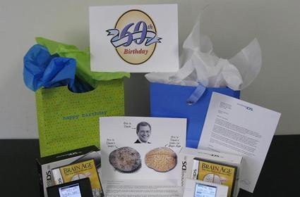 Letterman snags free DS and Brain Age