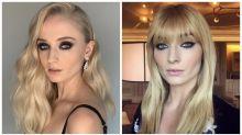 Sophie Turner debuts dramatic hair transformation
