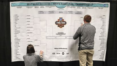 NCAA brackets will look different this year