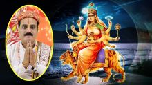 Navratri 4th Day:  Maa Kushmanda worshipped