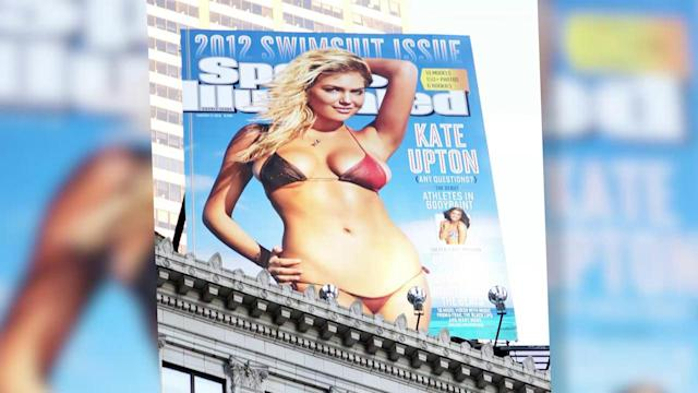 Kate Upton Felt Terrible After First SI Swimsuit Cover