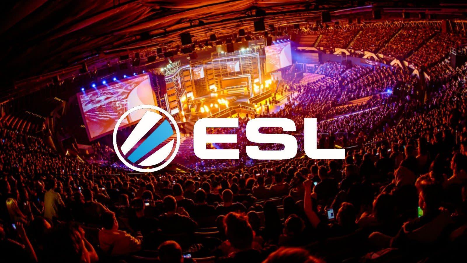 《CS:GO》ESL聯盟