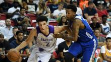 Lonzo Ball wore Nike, not Big Baller Brand, and had his best Summer League game