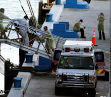 Holland America ships caught in COVID-19 pandemic dock in Florida; here's how disembarkation will work